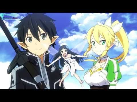Мастера меча онлайн (2012) смотреть аниме онлайн бесплатно