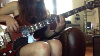 Creedence Clearwater Revival, Suzie Q, bass cover