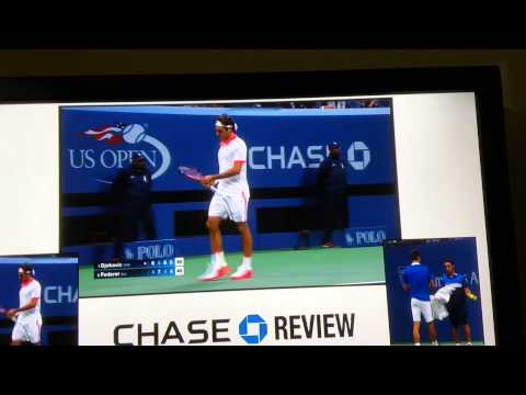Novak Djokovic vs Roger Federer - US Open 2015 Mens Final, New York