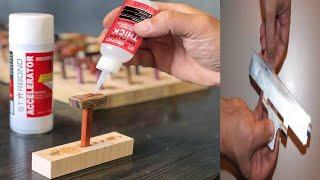 best fletching glue 2021