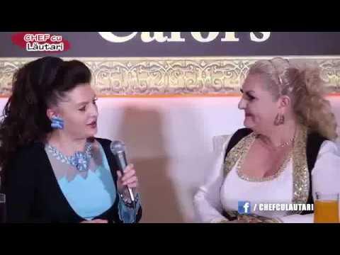 Interviu Laura Bondari Chef cu Lautari 2611201 Moderator Cornelia Cory  TARAF TV