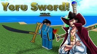 (NEW OP GAME!) Buying YORU SWORD Game Pass! One Piece Millenium!   Roblox