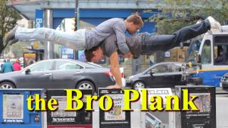 Planking The Bro Plank