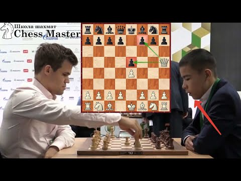 Карлсен Решил Поставить Детский Мат 16 Летнему Мастеру! Наказали за понты | Блиц Шахматы