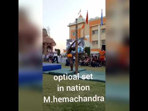 Mallakhamb hemachandran