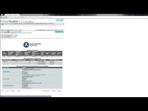 How to view your federal student loans on the NSLDS (national student loan data system)