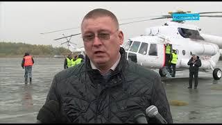 У Архангельска появился новый вертолёт санавиации