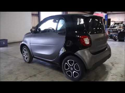 2016 Smart Fortwo Used Parts Youtube