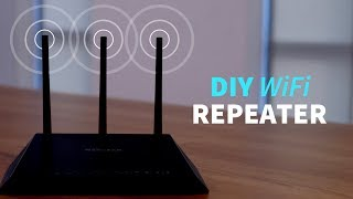 How to Turn Your Old Router Into a second Access Point