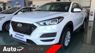 2019 Hyundai Tucson GL CRDi - Exterior & Interior Review (Philippines)
