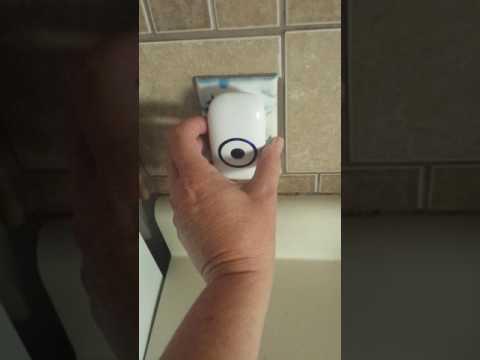 36 musical sounds wireless doorbell