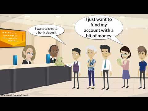 Bank Runs Explained in One Minute: How Banks Become Insolven