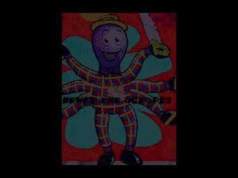 wiggles Henry the Octopus [karaoke]