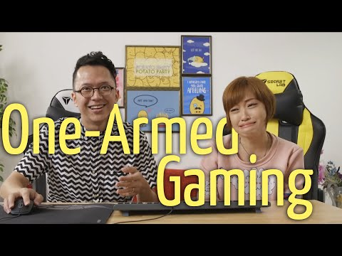 Potato Box: One-Armed Gaming Overwatch (Featuring Sezairi Sezali)