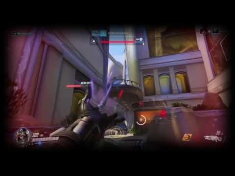 Widowmaker favorite Shot