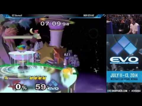 Axe vs Silentwolf Evo2014 Game 3 Analysis