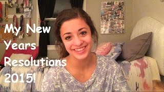 My New Years Resolutions 2015! Thumbnail