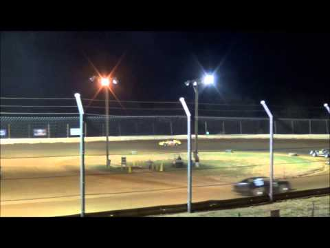 Doe Run Raceway Mini Stock Feature 8-22-14