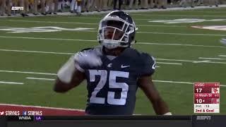 2017 WSU vs USC Highlight Video (4k res)
