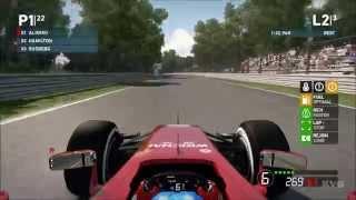 F1 2014 - Monza | Italian Grand Prix Gameplay (PC HD) [1080p]