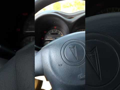 Pontiac grand am GM theft passlock system (Problem solved) reset