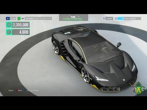 Buying Lamborghini Centenario Forza Horizon 3 Youtube