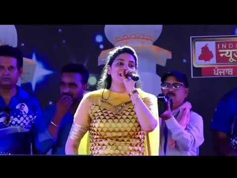 Mannat Noor Live Song Laung Laachi 2018