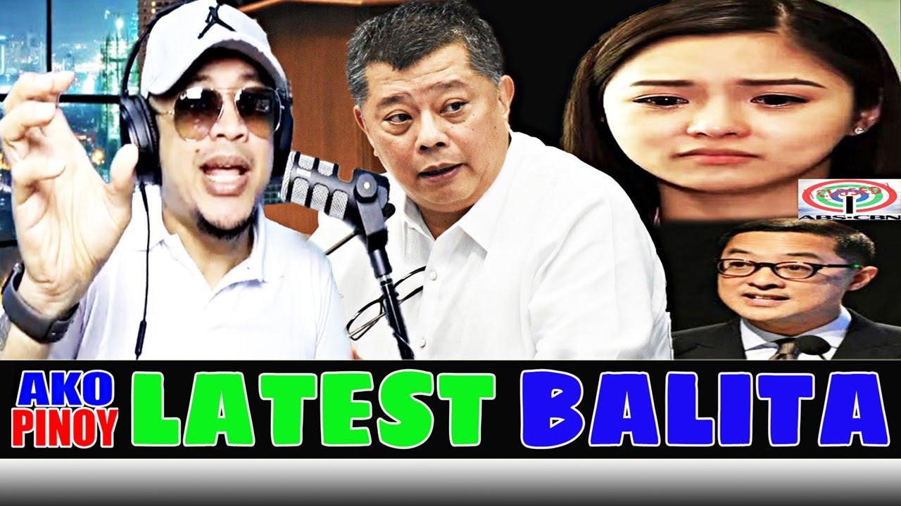 BANAT BY AT CONG REMULLA MAY MAIINIT NA BANAT SA MGA PAAWA NG ABS CBN WALA NA SARADO NA