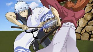 Kenshin vs Gintoki FAN ANIMATION