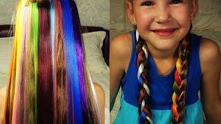 Цветные волосы Саши Sasha's colored hair(, 2016-07-16T05:12:16.000Z)