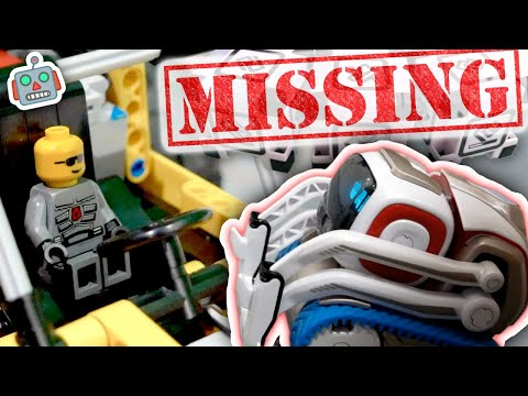Lego Detective: Case Of Cozmo's Missing Cubes