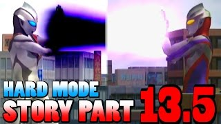 Ultraman FE3 - Story Mode Part 13.5 HARD Mode S-Rank ( 1080P HD 60fps )