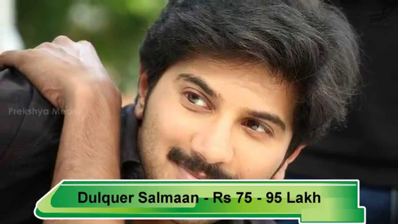 Highest Paid Malayalam Actors Actors Salary Actors Remuneration