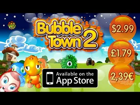 Bubble Town 2 Wireless Game Trailer - Trailer