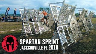 Spartan Race Sprint 2019 (All Obstacles)