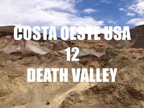 Guia de Viaje Costa Oeste USA 12 - Death Valley, Las Vegas Fremont Street