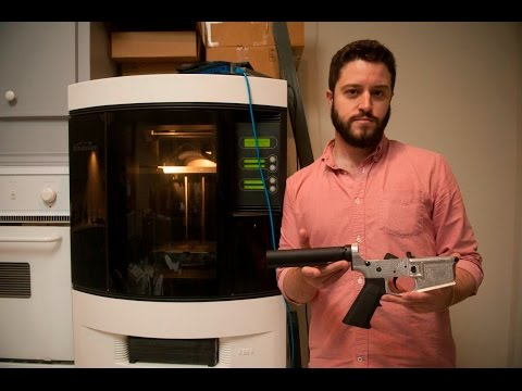 An AR-15 in Every Home: 3D Gun Printer Cody Wilson on Resist