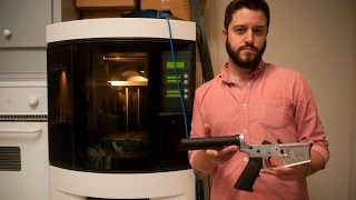 An AR-15 in Every Home: 3D Gun Printer Cody Wilson on Resistance, Trump, the Media, & More