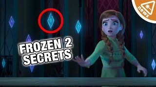 What the Frozen 2 Teaser's Hidden Symbols Mean! (Nerdist News w/ Amy Vorpahl)