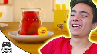 TUVALET FIRÇASII!! - Akıllı Çay Bardağı