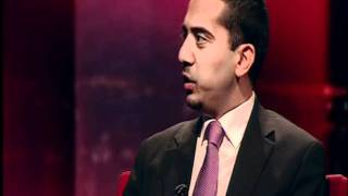 Mehdi Hasan and Tony Benn discuss socialism on Newsnight, Sept 2010