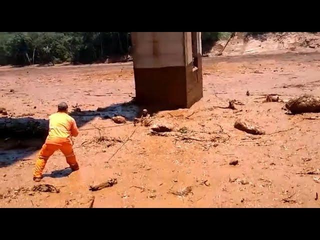 TRAGÉDIA EM BRUMADINHO: BOMBEIROS DE SC PRONTOS PARA AUXILIAR NO RESGATE