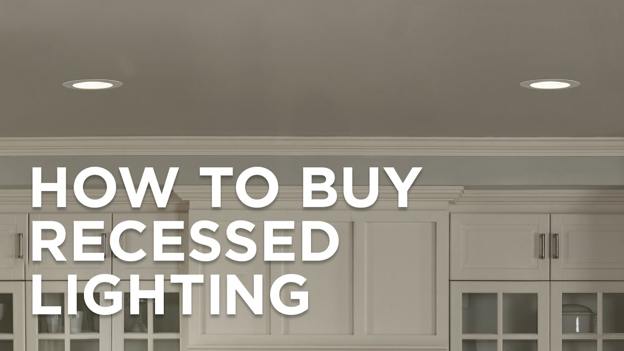 How To Recessed Lighting Ing Guide Lamps Plus
