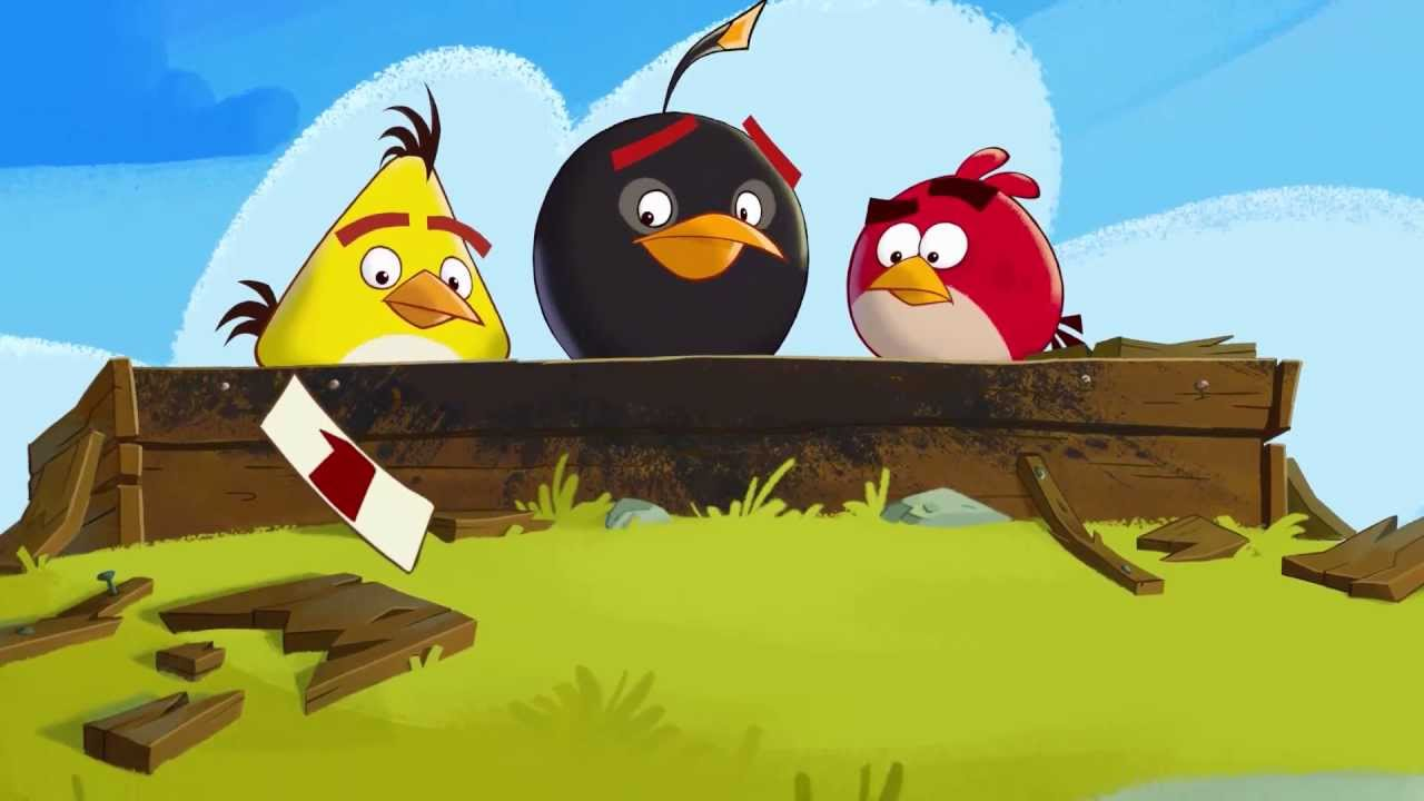 New angry birds friends on mobile download for free youtube voltagebd Choice Image