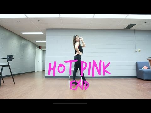 [EXID(이엑스아이디)] HOT PINK 핫핑크 Lisa Rhee Dance Cover