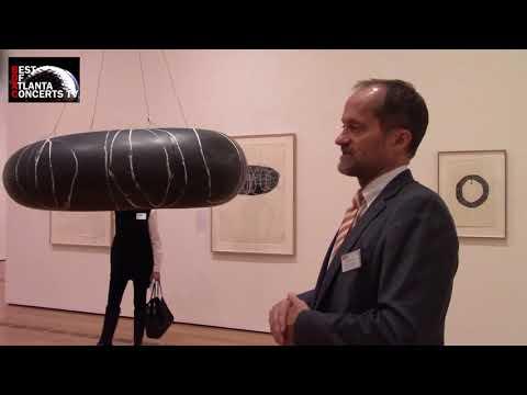 Al Taylor Exhibit Guided Tour (Part 5) - The High Museum of Art Atlanta
