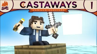 Minecraft | Castaways SMP - Episode 1 :: THE MOOCH IS HERE!