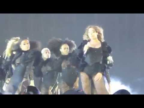 Beyonce - Sorry/Bow Down - Live In Hershey Formation Tour 2016