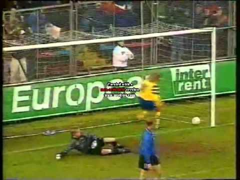Sweden 1:0 Estonia 1997