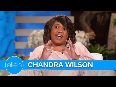 Chandra Wilson Kept Her Night Job During 'Grey's' First Season